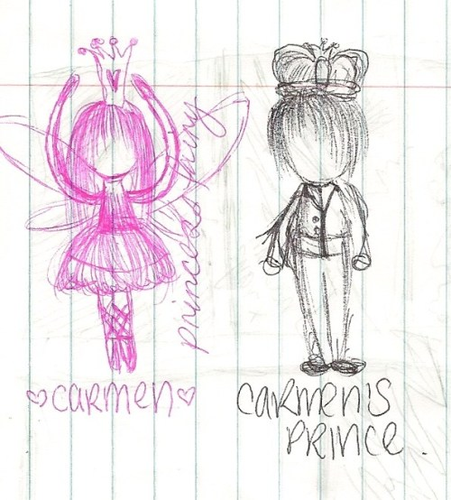 carms&her prince